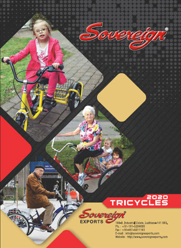 Tricycle Catalogue 2020