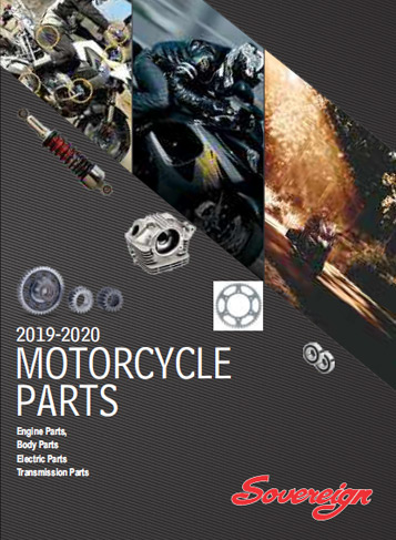 Motorcycle Parts 1 To 24 Pages E-Catalog